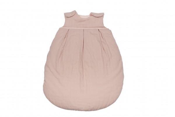 Pünktchen Winter -Schlafsack 70 cm rosa