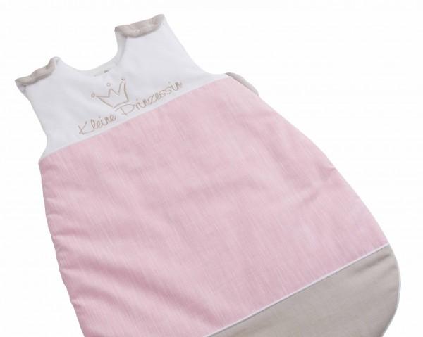 Kleine Prinzessin Sommer-Schlafsack 70 cm