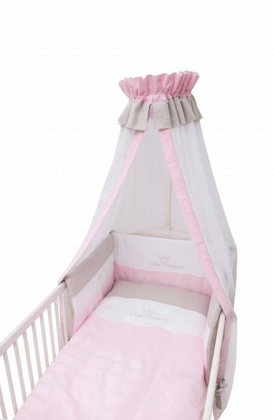 Kleine Prinzessin Bett Set - 3 tlg.