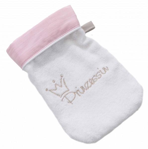 Kleine Prinzessin Waschhandschuh
